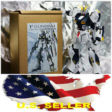 ❶❶Metal Details Up Part Bandai 1/100 MG New RX-93 v Gundam Ver.Ka RED USA❶❶