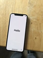Apple MQAD2B/A iPhone X 64GB Unlocked Smartphone - Silver