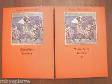 Einaudi 1975 Editore 2 volumi Casa Editrice WALTER SCOTT IVANHOE editore vendo