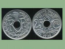 25 centimes LINDAUER 1932  SPL