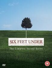 Six Feet Under - Series 2 - Complete (DVD, 2004, 5-Disc Set, Box Set) New & seal