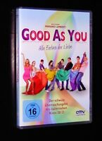 Good Comme You Tous Couleurs Le Liebe (Omu) DVD Expédition Rapide Neuf & Ovp