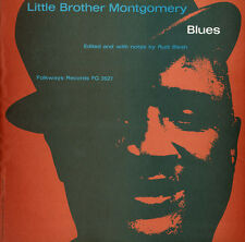 Little Brother Montgomery - Blues [New CD]