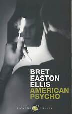 American Psycho (Picador thirty), By Bret Easton Ellis,in Used but Acceptable co