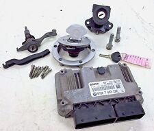05-07 BMW R 1200 GS OEM IGNITION LOCK KEY SET W/ GAS CAP AND SEAT LOCK & ECU ECM