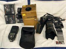 Nikon D7100 24.1 MP Digital SLR Camera - Black