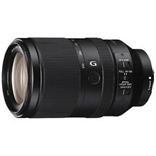 SONY zoom lens FE 70-300 mm F 4.5-5.6 G OSS And mount 35 mm full size