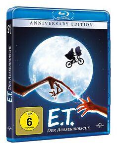 E.T. - Der Ausserirdische [Blu-ray/NEU/OVP] von Steven Spielberg