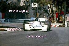 James Hunt Hesketh 308 Monaco Grand Prix 1974 Photograph