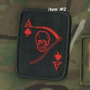 Afsoc Tacp Jtac Cct Foward Combat Contrôle Jtf Vêlkrö Ensigne As Skull Reaper
