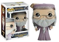 FUNKO POP 15 HARRY POTTER  ALBUS DUMBLEDORE FIGURINE VYNILE