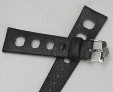 Swiss Tropic Sport 22mm vintage dive watch band 1960s/70s with Heuer buckle