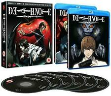 Death Note Complete Series and OVA Collection Blu-ray DVD Region 2