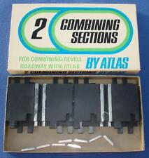 Atlas 1:24 1:32 Scale Home Race Set Track Revell Combining Sections #1538-129
