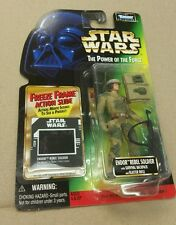 STAR WARS: Endor Rebel Soldier The Power of the Force 1997 Freeze Frame