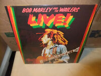 Bob Marley & Wailers Live Sealed New 180g Vinyl LP
