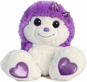 Aurora World Taddle Toes Sweet Purple Hedgie Plush