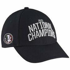 Florida St. Seminoles 2013 National Championship Locker Room Coaches Hat  Cap NWT