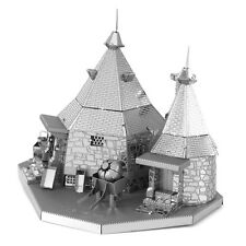 Fascinations Metal Earth 3D Model Kit Harry Potter Rubeus Hagrid Hagrid's Hut