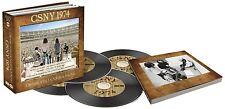 STILLS,NASH & YOUNG CROSBY - CSNY 1974 3 CD + DVD NEU