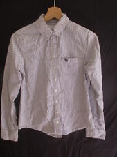 Chemise Abercrombie & Fitch Blanc Taille S à - 53%
