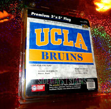 UCLA BRUINS PREMIUM FLAG 3' X 5' college football true blue university NCAA BSI