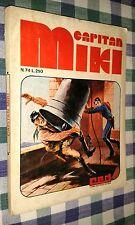 SERIE ALTERNATA CAPITAN MIKI / BLEK #  74 - 1973 - CASA EDITRICE DARDO