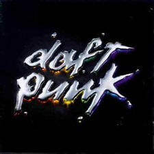 DAFT PUNK DISCOVERY CD NEW