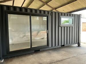SALE SALE SALE!!!! New 20' Shipping Container Converted Office Pod,