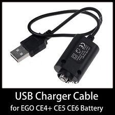 CARICABATTERIA USB PER SIGARETTA ELETTRONICA EGO (CAVO)