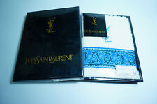 YSL Yves Saint Laurent Towel Gift Set  100% Cotton - D08