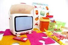 Great deal with Sanrio Hello Kitty TV and Re-ment household goods