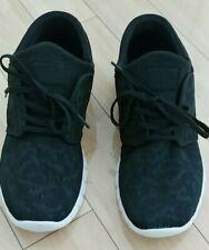 Nike SB Air Max Stefan Janoski Men's Shoes Black White Size 11