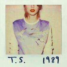 TAYLOR SWIFT - 1989  CD NEUF