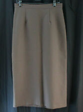 Habits, Size 12, Putty Skirt, New without Tags