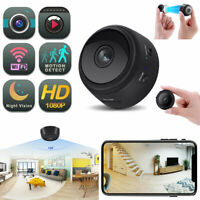 Spy hidden Camera Wireless Wifi IP Security Camcorder HD 1080P DVR Night Vision
