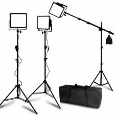 150W LED Flood Lighting Photography Set LED Video Light Hair Boom Light Photo