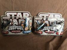 Star Wars Galactic Heroes Obi-wan sand clone trooper dark side anakin NEW sealed