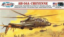 Atlantis Models 1/72 Ah56A Cheyenne Us Army Helicopter Plastic Model Kit Alm506