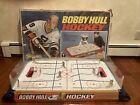 Vintage Munro Bobby Hull Table Hockey Game NHL Toy  Eagle  Coleco  Chicago