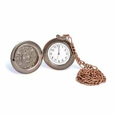 OLD ENGLAND VICTORIAN STEAMPUNK POCKET WATCH - mens womens fancy dress costume