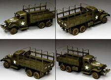 KING & COUNTRY D DAY TP001 GMC CCKW 353 TIN PLATE TRUCK MIB