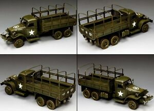 KING & COUNTRY D DAY TP001 U.S. GMC CCKW 353 TIN PLATE TRUCK MIB