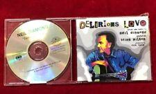 NEIL DIAMOND & BRIAN WILSON ~ DELIRIOUS LOVE 2005 US 2 TRK PROMO CD SINGLE MINT-