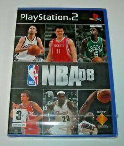 NBA 08 PS2 PAL España precintado