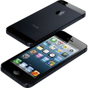 C-Stock AT&T Apple iPhone 5 A1428 16GB - Black & Slate