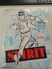 1969 THE SPIRIT #2 Great Classic Newspaper Strips  Will Eisner