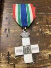 Italian WWI third army cross