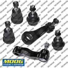 Front New Steering Kit Idler Arm Ball Joint MOOG Parts For Chevy & Gmc Truck