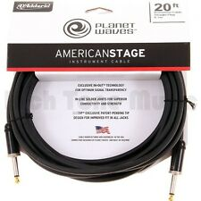 Planet Waves American Stage Instrument Cable 20' PW-AMSG-20